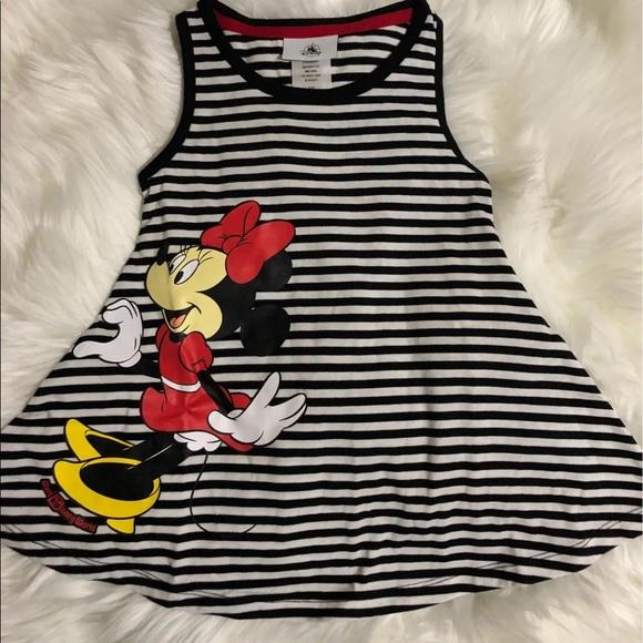 Minnie and Mickey Tank Dress